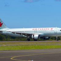 Reprise des vols Air Canada en novembre
