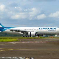 Le nouvel A330-900 de Corsair en Guadeloupe