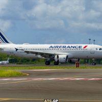 Nouvel A320 d'Air France pour le régional