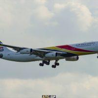 Air Belgium suspend ses vols jusqu'en octobre