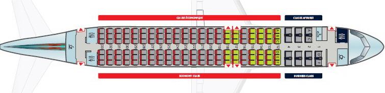 Air canada atc gp for Plans de cabine gratuits