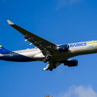 Le nouvel A330-200 de Air Caraïbes est en service