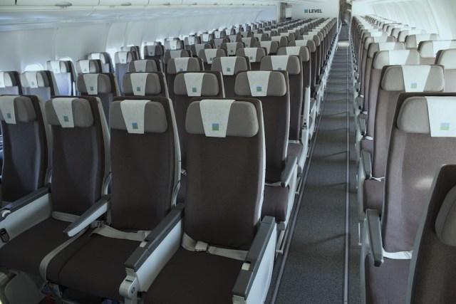abine Economy Airbus A330-200 LEVEL