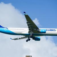 Air Caraïbes prépare la reprise en mai