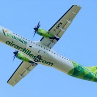 Reprise progressive pour Air Antilles