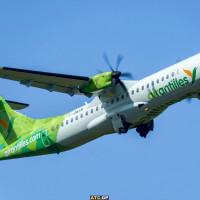 Reprise des vols d'Air Antilles à l'international