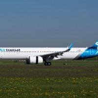 Air Transat en A321LR en 2020
