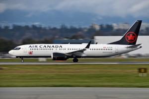 Retour de Air Canada en B737 MAX 8