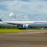 Air France de retour vers Paris-CDG en fin d'année