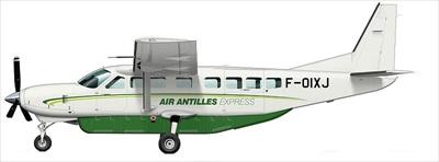 Air Antilles Cessna Grand Caravan