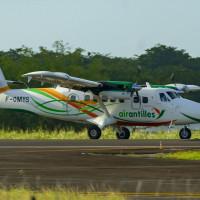 Retour d'Air Antilles à l'international