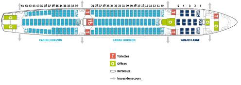 Corsair atc gp for Interieur 747 corsair